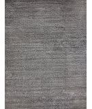 Exquisite Rugs Alas Hand Woven 2873 Light Silver Area Rug