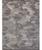 Exquisite Rugs Bamboo Silk Hand Knotted 3263 Gray - Brown Area Rug
