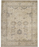 Exquisite Rugs Oushak Hand Knotted 3281 Ivory - Multi Area Rug