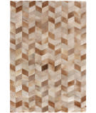 Exquisite Rugs Natural Hair on Hide 3319 Beige - Multi Area Rug