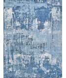 Exquisite Rugs Koda Hand Woven 3379 Blue - Ivory Area Rug
