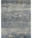 Exquisite Rugs Koda Hand Woven 3393 Light Blue Area Rug