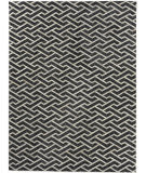 Exquisite Rugs Berlin Hair on Hide 3417 Charcoal - Ivory Area Rug
