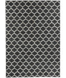 Exquisite Rugs Berlin Hair on Hide 3423 Charcoal - Ivory Area Rug