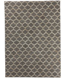Exquisite Rugs Berlin Hair on Hide 3424 Beige - Silver Area Rug