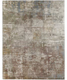 Exquisite Rugs Koda Hand Woven 3462 Brown - Ivory Area Rug