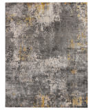 Exquisite Rugs Koda Hand Woven 3464 Silver - Gray Area Rug