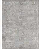 Exquisite Rugs Museum Hand Knotted 3492 Blue - Gray Area Rug