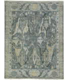 Exquisite Rugs Jurassic Hand Knotted 3801 Gray - Beige Area Rug