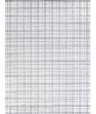 Exquisite Rugs Fairbanks Hand Woven 3835 White - Light Silver Area Rug