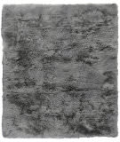 Exquisite Rugs Royal Sheepskin Shag 3842 Gray Area Rug