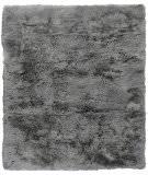 Exquisite Rugs Royal Sheepskin Shag 3842 Gray Area Rug
