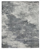 Exquisite Rugs Cassina Hand Woven 3914 Dark Gray - Multi Area Rug