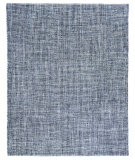 Exquisite Rugs Faire Hand Woven 3956 Blue Area Rug
