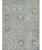 Exquisite Rugs Faris Hand Knotted 3983 Light Blue - Multi Area Rug