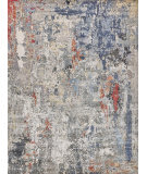 Exquisite Rugs Laureno Hand Knotted 4022 Blue - Grey - Multi Area Rug
