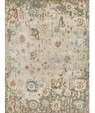 Exquisite Rugs Sussex Hand Knotted 4032 Light Grey - Ivory - Multi Area Rug