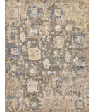 Exquisite Rugs Sussex Hand Knotted 4034 Dark Grey - Multi Area Rug