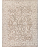 Exquisite Rugs Ultra Hand Woven 4106 Brown Area Rug