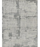 Exquisite Rugs Cascade Hand Tufted 4130 Silver - Ivory - Multi Area Rug
