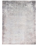 Exquisite Rugs Amber Hand Knotted 4214 Dark Gray - Multi Area Rug