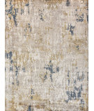 Exquisite Rugs Laurena Hand Knotted 4342 Ivory - Gold - Multi Area Rug