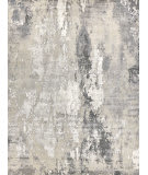 Exquisite Rugs Oslo Hand Knotted 4345 Grey - Ivory - Multi Area Rug