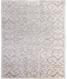 Exquisite Rugs Bamboo Silk Hand Knotted 5025 Light Pink Area Rug