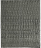 Exquisite Rugs Smooch Carved Hand Woven 5090 Dark Gray Area Rug