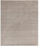 Exquisite Rugs Smooch Carved Hand Woven 5092 Light Beige Area Rug