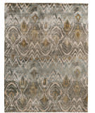Exquisite Rugs Koda Hand Woven 5100 Gray Area Rug