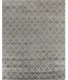 Exquisite Rugs Luxe Look Hand Woven 5189 Silver Area Rug