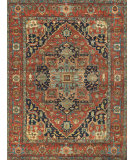 Exquisite Rugs Serapi Hand Knotted 5223 Red Area Rug