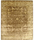 Exquisite Rugs Oushak Hand Knotted 9211 Tobacco - Beige Area Rug
