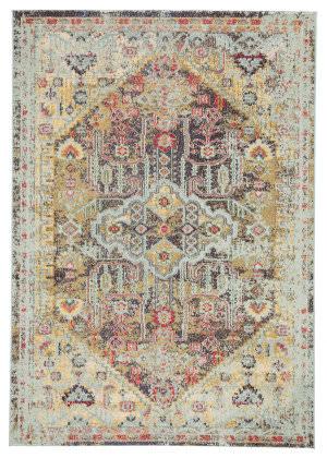 Famous Maker Amazi Milena Amz-1090 Multicolor Area Rug