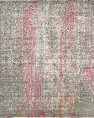 Famous Maker Modern Gem-6 Multi Area Rug