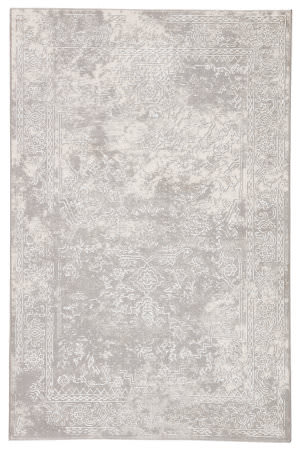 Famous Maker Natasha Gramercy Nsh-1100 White - Light Gray Area Rug