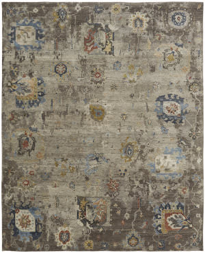Famous Maker Obelia 100090 Camel - Brown Area Rug
