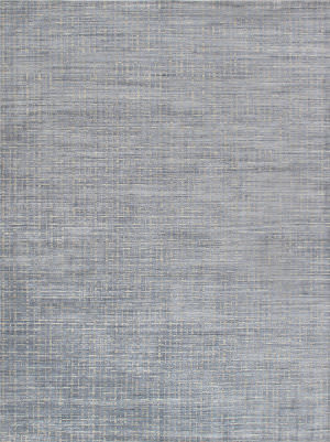 Famous Maker Slate Pbfe-01 Blue - Gold Area Rug