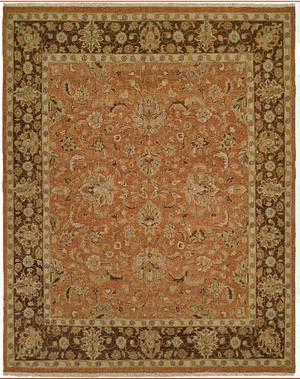 Kalaty Sierra Sp-245 Rust Area Rug