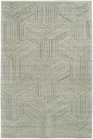 Famous Maker Titanium 100591 Grey Heather Area Rug