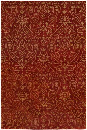 Kalaty Terrazzo TZ-338 Scarlet Area Rug