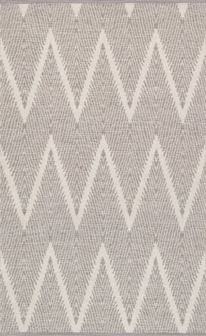 Famous Maker Simplicity Plw-03 Grey - Ivory Area Rug