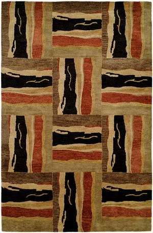 Kalaty Vista VT-319 Multi Area Rug