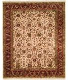 Kalaty Kabir Kb-368 Beige/Red Area Rug