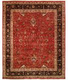 Kalaty Tabernacle Tk-484 Rust/Black Area Rug