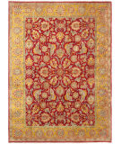 Famous Maker Mogul Art 25326 Red - Gold Area Rug