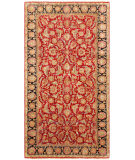 Famous Maker Mogul Art 25327 Red - Navy Area Rug