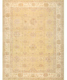 Famous Maker Ferehan 38963 Light Gold - Ivory Area Rug