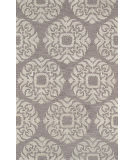 Famous Maker Transitional Pbw-784 Grey - Silver Area Rug